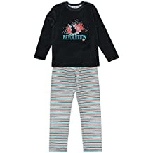 Boboli Pijama Terciopelo De Niño Para Niños