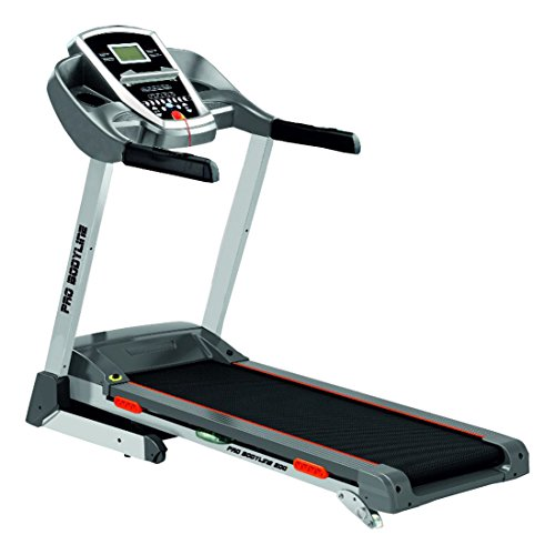 Pro Bodyline Motorised Treadmill with Gasbag Shock Absorbent
