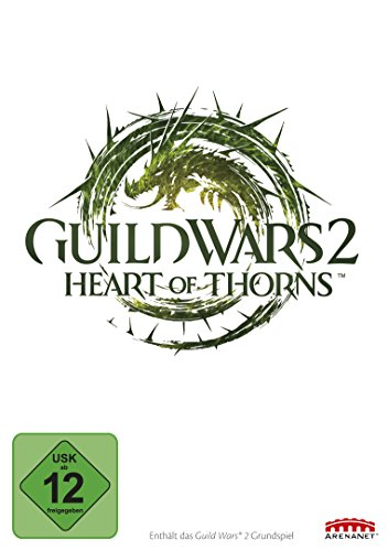 Guild Wars 2 - Heart of Thorns (Mac Guild Wars)