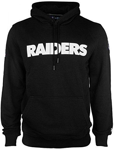 New Era Herren Oberteile / Hoody Team App Oakland Raiders Black