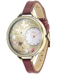 ufengke® mini-retro weinleseantike mode kinder armbanduhren-schmetterling blume kaninchen thema