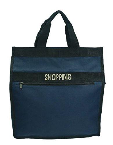 Betz Borsa per la spesa borsa da collo borsa a sacco borsa CITY SHOPPER misure 35 x 37 cm diversi colori Grigio