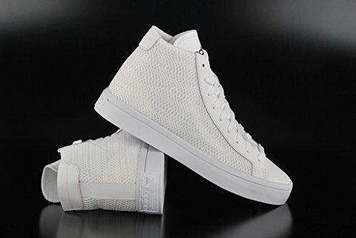 adidas , Chaussures de skateboard pour homme Blanc White Blanc - White