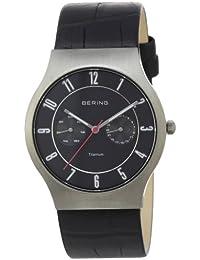 BERING Time Herren-Armbanduhr Slim Classic 11939-472
