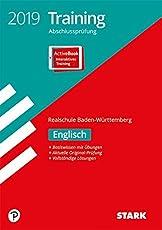 Training Abschlussprüfung Realschule Baden-Württemberg - Englisch, mit CD inkl. Online-Prüfungstraining: Ausgabe mit ActiveBook + Videos