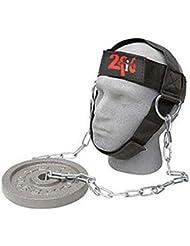 2Fit Gym-Poids :  soulever le bagage très Harnais de tête réglable-Sangle d'entraînement, d'exercices