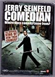 Jerry Seinfeld COMEDIAN (Doku) Where does Comedy come from? / Import - keine deutsche Tonspur