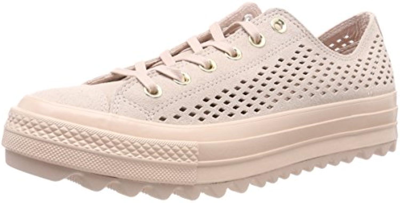 Converse Ctas Lift Ripple Ox Particle Beige, scarpe da ginnastica Donna | Chiama prima  | Gentiluomo/Signora Scarpa