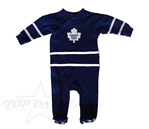 NHL Baby Strampler Farbe Toronto, Größe 18 Monate