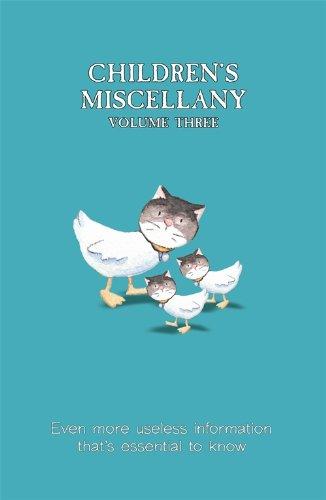 Dominique Enright - Children's Miscellany: Volume 3