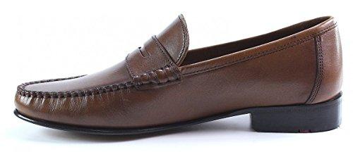 LLoyd Schuhe - Ercot Pennyloafer - braun Braun