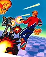 Game Gear - Space Harrier