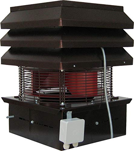 Extractor de humo, Extractores de humo para chimeneas para barbacoa, Aspirador de...