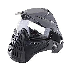 Luoxin Motorradbrille Maske Schlagfestigkeit Umweltfreundlich Umfassender Schutz Unisex Winddicht