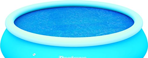 "Bestway - Piscina Cobertor Solar para Fast Set 10' x 30""/3.05m x 76 cm (para piscinas de 250 cm)"