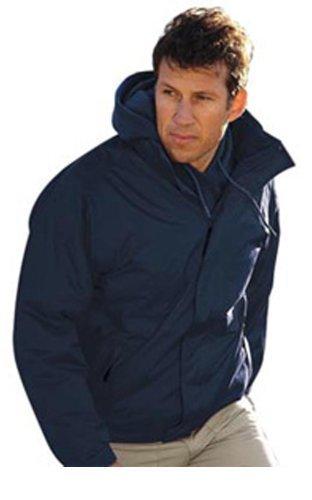 Mens-Regatta-Dover-Hydrafort-Waterproof-Fleece-Lined-Jacket-Coat