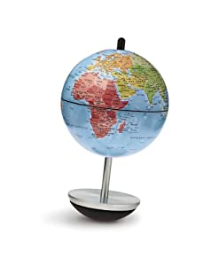 Nova Rico - Juguete Educativo de geografía (030SP7003QQ0106) (versión en inglés)