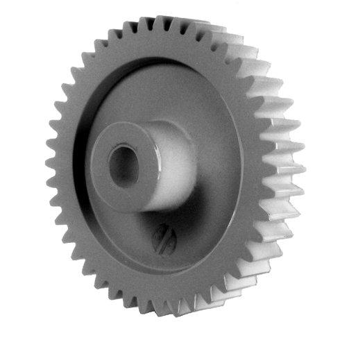 Thomafluid Stirnzahnrad aus Kunststoff (gespritzt) - Modul 0,5-2,0, Modul: 1,5, Zähne: 15, Zahnbreite (b): 12 mm, 5 Stück