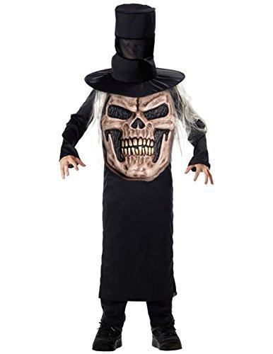 Palmer Evil Skull Mad Hatter Kostüm für (Mad Kostüm Hatter Plus)