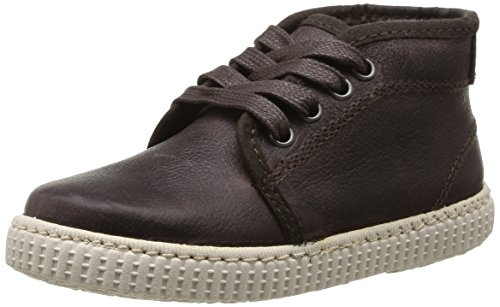 Victoria Chukka Piel, Baskets mode mixte enfant Marron