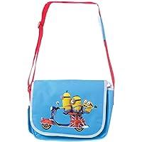 Minion Movie Moped Messenger Bag