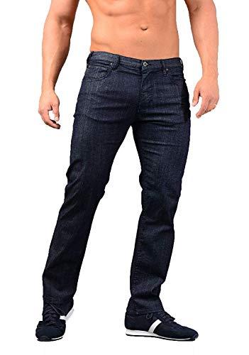 Emporio Armani Herren Jeans Denim Blu - Blau, 30 Waist / 32 Leg -