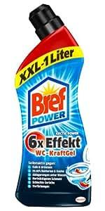 Bref Power WC Kraft-Gel Arctic Power, WC Reiniger, 1 l