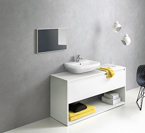 Hansgrohe – Waschtischarmatur, Push-Open Ablaufgarnitur, Chrom, Serie Logis 70 - 3