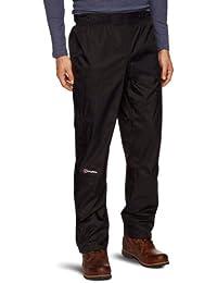 Berghaus Deluge - Pantalones para hombre, tamaño S, color negro