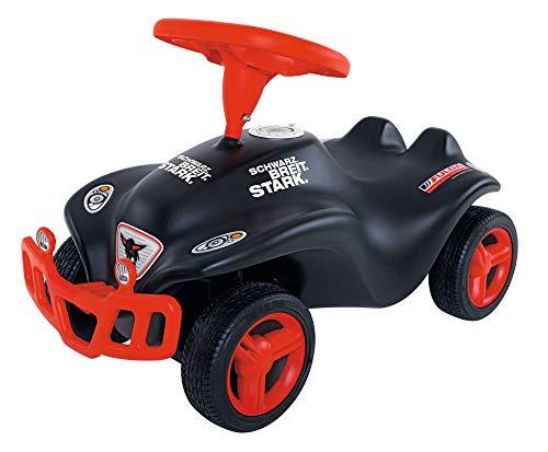 BIG 800056178 - Fulda New Bobby Car, schwarz