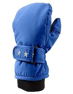 Manbi International Snowpaw Junior Mitt - Blue (Size 1 (1-2yrs))