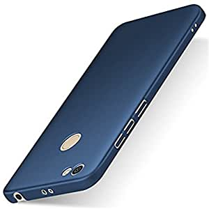 timeless design 53d40 144eb For Xiaomi Redmi Y1 , Back Cover Case for Xiaomi Redmi Y1 Lite Back Cover  Case - Blue