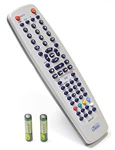 Télécommande pour Medion TM64 DVD/TV TEK
