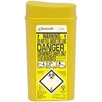 Sharpsafe Behälter für Kanülenabwurfbehälter 0,2Liter (gelb) preisvergleich bei billige-tabletten.eu