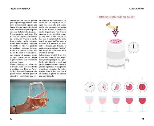 I migliori 100 vini rosa d'Italia