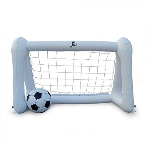 Liteness Balón De Fútbol Inflable De 110cm Cinturón