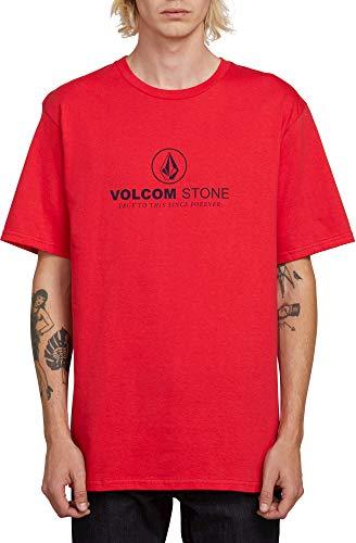 Volcom Men's Super Clean Basic Short Sleeve Tee -