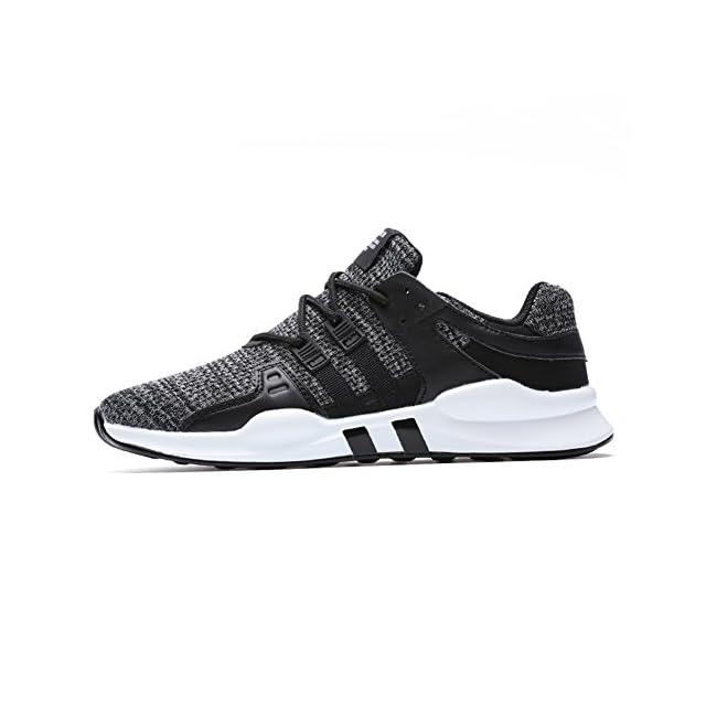 ... Senbore Chaussures de Sport Homme Multisports Compétition Trail  Entraînement Course Running Baskets 467c50d8a8b0