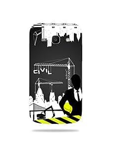 alDivo Premium Quality Printed Mobile Back Cover For Samsung Galaxy Ace 3 / Samsung Galaxy Ace 3 Back Case Cover (MKD136)
