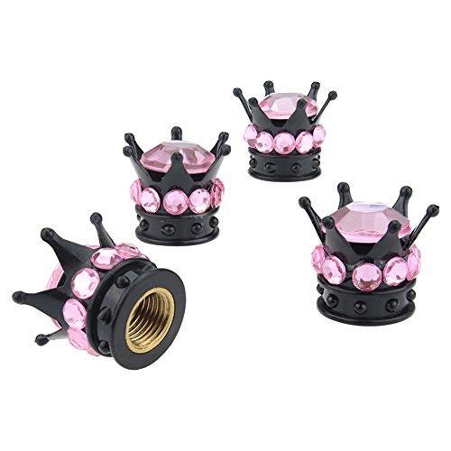 yinuo-4-pcs-chrome-tire-valve-stem-caps-bling-diamond-crown-tire-wheel-stem-valve-caps-for-car-and-m