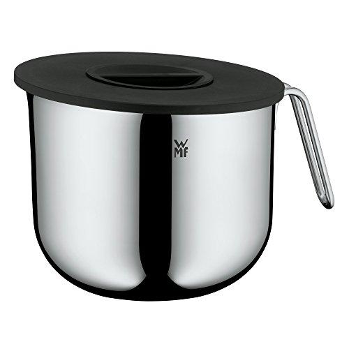 WMF Function Bowls Rührschüssel, mit Griff Ø 18,5 cm, Cromargan Edelstahl poliert, spülmaschinengeeignet, V 2,5 l (Rührschüsseln Mit Griff)