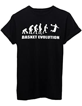 T-Shirt BASKET EVOLUZIONE - SPORT - by iMage