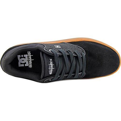 DC - - Herren Mikey Taylor Low Top Freizeitschuh Black/Black/Gum