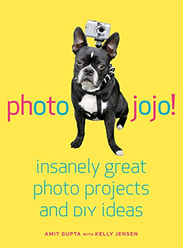 Photojojo!: Insanely Great Photo Projects and DIY Ideas por Amit Gupta