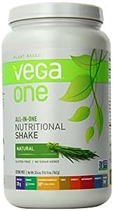 Vega One Nutritional Shake - Natur (Dose), vegan, 850g