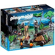 Building Kit Playmobil 6041 Wolf Knights with Catapult