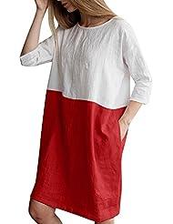 55637ac7ed63e Amazon.es  Mujer - Ropa  Deportes y aire libre  Camisas y blusas ...
