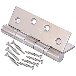 Dorma Steel Ball Bearing Hinges 4 Inch - Set of 4