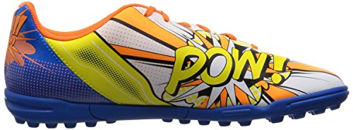 Puma Evopower 4.2 Pop Astroturf Football Boots (White) White