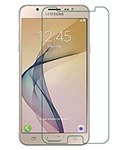 Screen Protector Screen Guard SAMSUNG J7 PRIME Anti Bubble Crystal Clear Tempered Glass